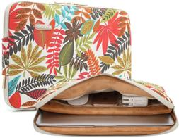 KAYOND Canvas Water-Resistant for 13-13.3 Inch Laptop Sleeve