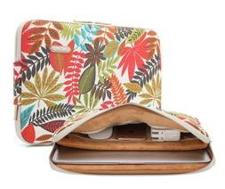 KAYOND Canvas Water-Resistant for 11-11.6 Inch Laptop Sleeve