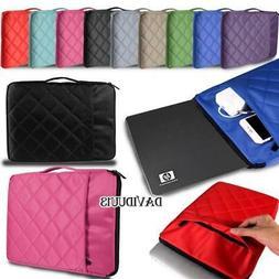 """Carrying Bag Sleeve Case For 12"""" 12.5"""" HP EliteBook Chromebo"""