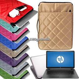 "Carrying Bag Sleeve Case For 15.6"" HP ENVY Pavilion ProBook"