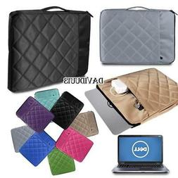 """Carrying Bag Sleeve Case For Dell 14"""" 15.6"""" Latitude Chromeb"""