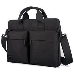 Cartinoe RFID Blocking 15.6 inch Laptop Shoulder Bag, Busine