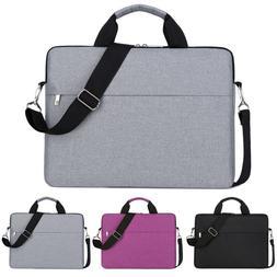 Laptop Sleeve Case Handbag Cover For MacBook HP Dell Lenovo