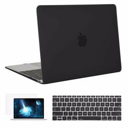 Mosiso Laptop Clear Matte Case for Macbook 12 Retina 2017 20