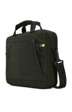 """Case Logix Huxton 11"""" Laptop Attache Black"""