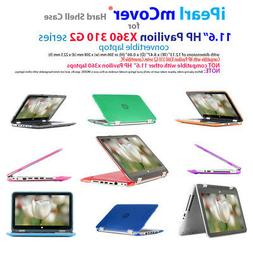 "NEW CLEAR mCover® HARD CASE for 11.6"" HP Pavilion X360 310"