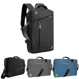 convertible laptop backpack shoulder bag case