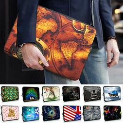 """15Inch Laptop Sleeve Case Pouch Soft Cover Bag For 15"""" Micro"""