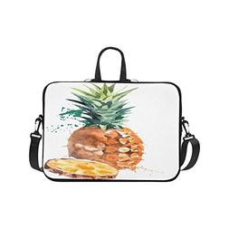coveted pineapple watercolor print portable