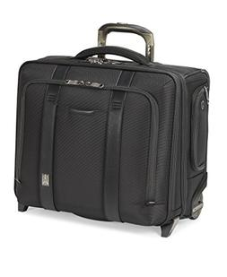 """Travelpro Crew Executive Choice 2 17"""" Wheeled Briefcase with"""
