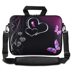 "Dance butterflies 13"" 13.3"" inch Notebook Laptop Shoulder Ca"