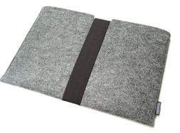 Dell XPS 13 felt laptop sleeve case wallet WITH STRAP - PERF