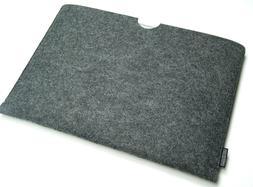 Dell Inspiron 13 felt laptop sleeve case wallet - PERFECT FI