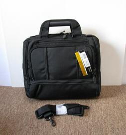 Brenthaven Duo I V.9 #2040 Black Nylon Laptop Shoulder Case