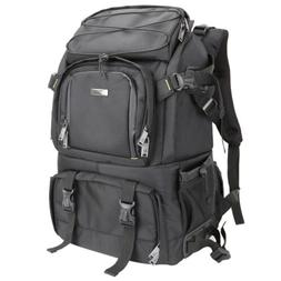 Extra Large Professional DSLR Camera/Lens/Laptop Backpack Ca