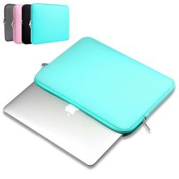 Fashion Soft Laptop Sleeve Case Cover Pouch Bag Waterproof F