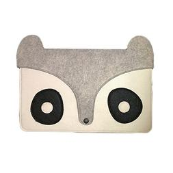 Gadfly Felt Laptop Fox Bag for 13-13.3 inch MacBook Air / Ma