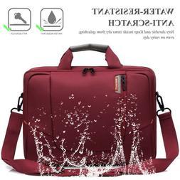 """Fit 15.6-17.3"""" Laptop Case Cover Sleeve Shoulder Strap Bag-S"""