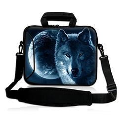 "iColor 15"" Laptop Shoulder Bag 14.1"" 14.2"" 15.6"" Inch Neopre"