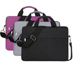 Handbag Laptop Sleeve Cover Case For MacBook HP Dell Lenovo