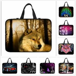 """Handle Case Bag Sleeve Cover For 15"""" 15.4"""" 15.6"""" Dell Inspir"""