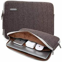 Herringbone Woollen Water-resistant For 15-15.6 Inch Laptop