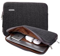 Kayond® Herringbone Woollen Water-resistant 17 Inch Laptop