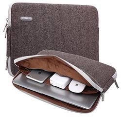 Kayond Herringbone Woollen Water-resistant 13-13.3 Inch Lapt