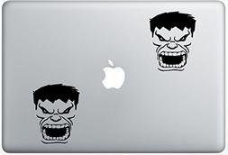 Hulk 02 ArcDecals78602055 Set Of Two  , Decal , Sticker , La