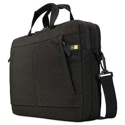 "Case Logic Huxton 15.6"" Laptop Bag, 2 7/8 x 16 x 11 7/8, Bla"