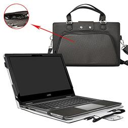 Inspiron 13 2-in-1 7373/Inspiron 13 7370 Case,2 in 1 Accurat