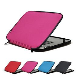 INTC-215X 15.6inch Cherry-Pink Stand-Type Laptop Sleeve case