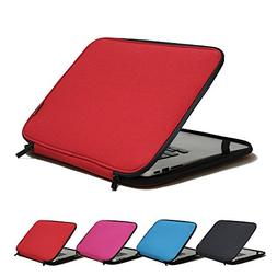 INTC-215X 11.6inch Sky-Blue flip cover case Laptop Sleeve po