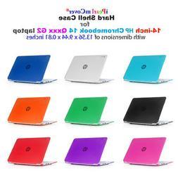 "iPearl mCover Hard Shell Case for 14"" HP Chromebook 14 G2 Se"