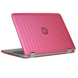 "iPearl mCover Hard Shell Case for 13.3"" HP Pavilion X360 m3-"