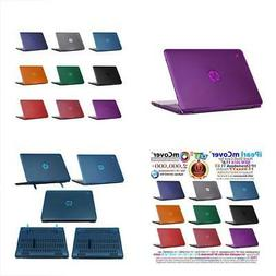 """iPearl mCover Hard Shell Case for 2016 11.6"""" HP Chromebook 1"""