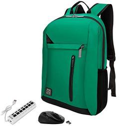 jade green anti theft laptop