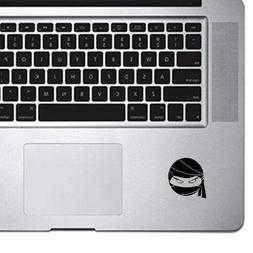 Japan Ninja Face Decal Sticker for MacBook Air Pro Laptop Tr