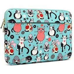 KAYOND Water-Resistant 15 Inch Laptop Sleeve,15.6 Case Carry