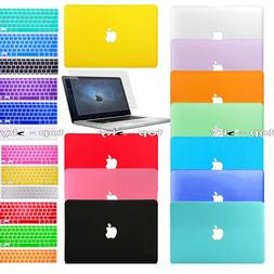 Keyboard Cover+Screen Protector+Hard Shell Case for Laptop M