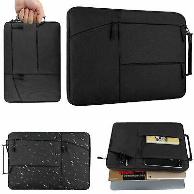 """Slim Laptop Sleeve Case Carry Cover Bag for 11"""" 13"""" 15"""" Macb"""
