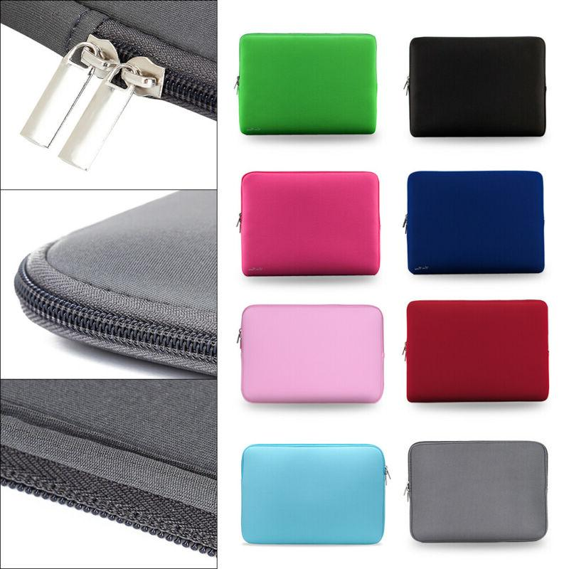 11-17inch Soft Laptop Sleeve Case MacBook Pro HP