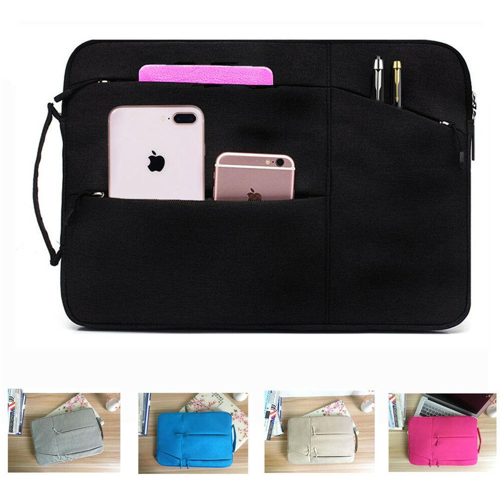 "For Apple MacBook Air Pro M1 11"" 13"" 15"" 16"" Laptop Hand Bag"