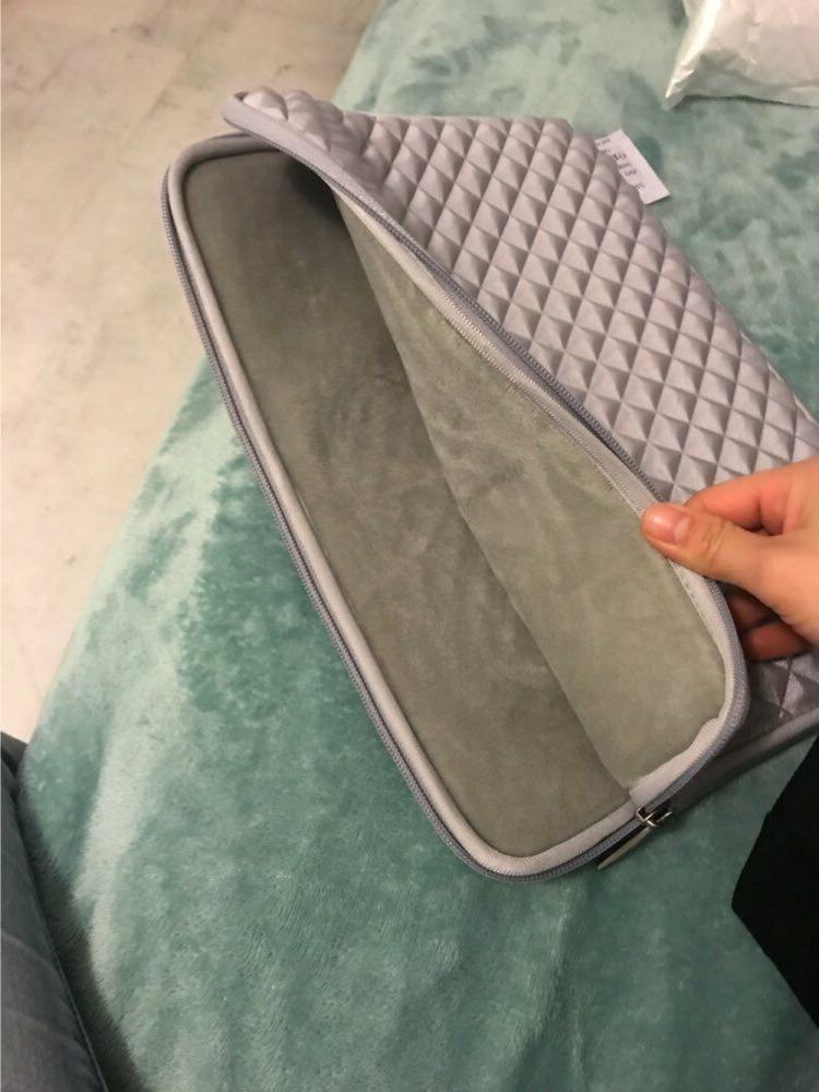Laptop 15.6 inch Lycra Pouch Bag Air 13 15