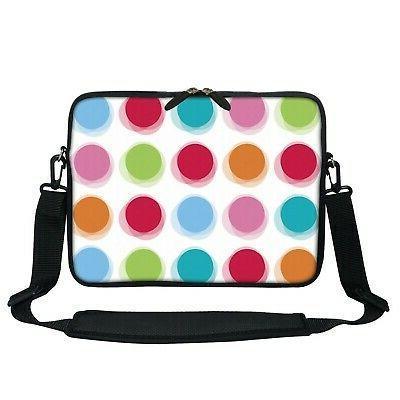 11 6 inch neoprene laptop sleeve bag