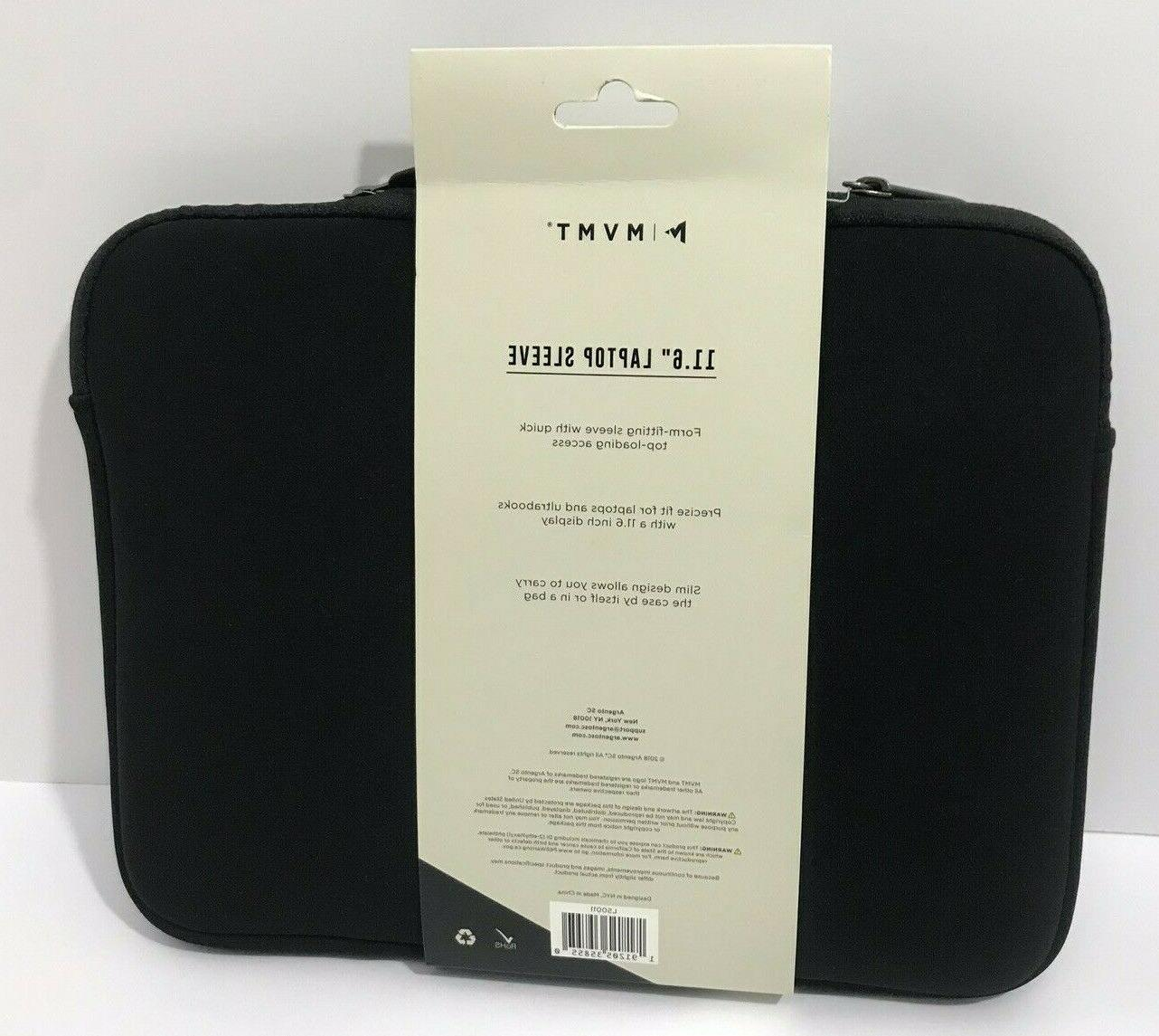 MVMT Sleeve Case with Soft, faux