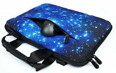 Meffort inch & Hand Bag Case