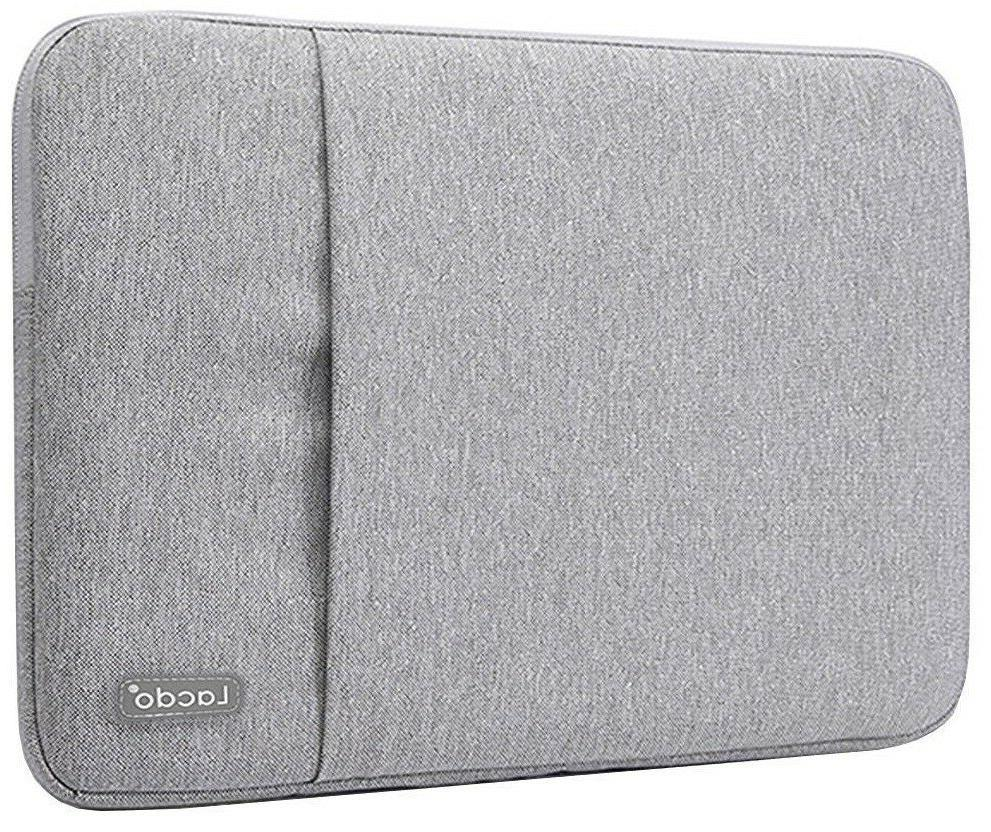 Lacdo 12.9 13 Waterproof Fabric Laptop Tablet Sleeve Case Ba