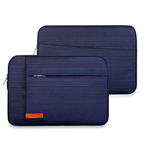 "Sleeve Case 13 Inch MacBook Pro Retina 2012-2015/ Air 13"" / 12.9 Pro, HP Notebook Bag Resistant,Blue"