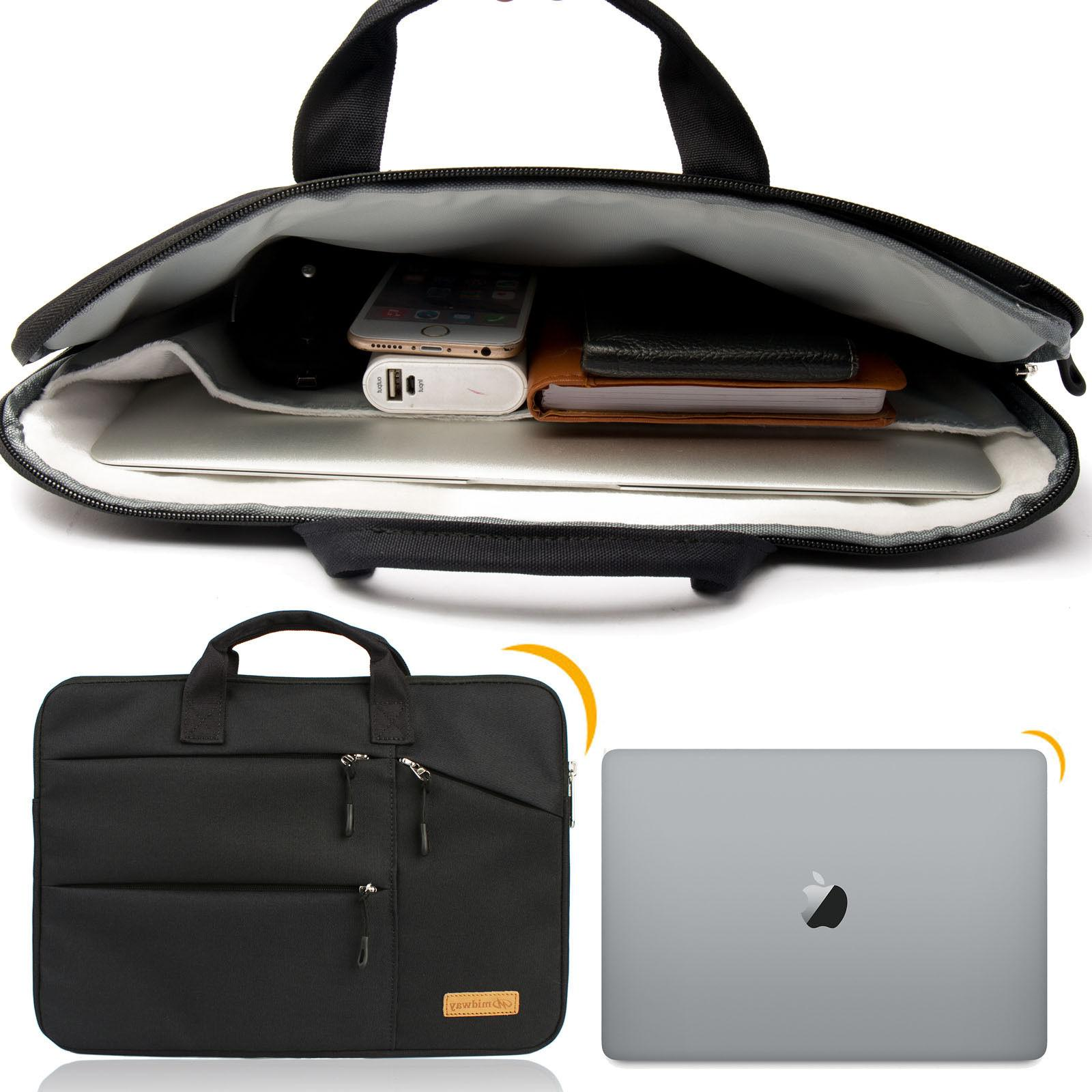 Lacdo 13 -15.4 Inch Laptop Sleeve Case for MacBook Air|MacBo